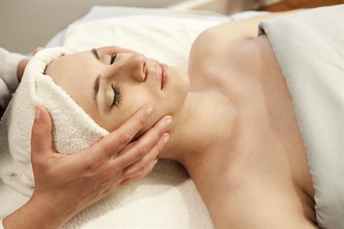 Relax and rejuvenate with Facial treatments!