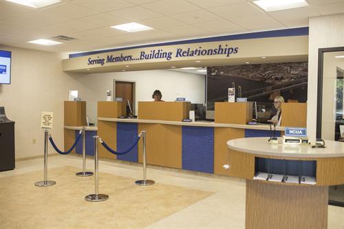Main Branch Lobby - 1