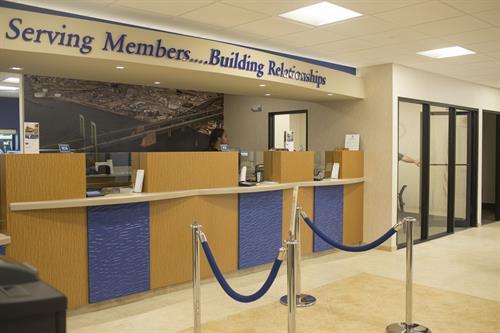 Main Branch Lobby - 3