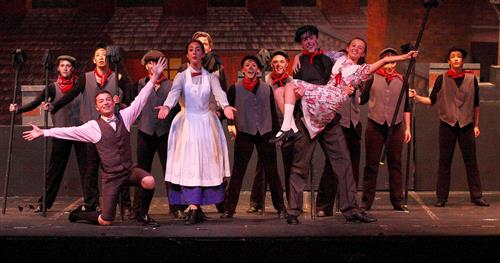 Mary Poppins: Summer Stage 2015
