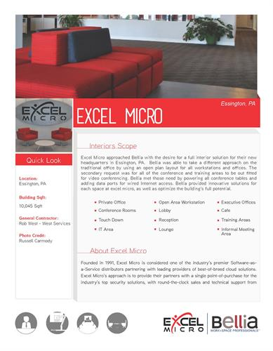 Happy Clients Excel Micro 1