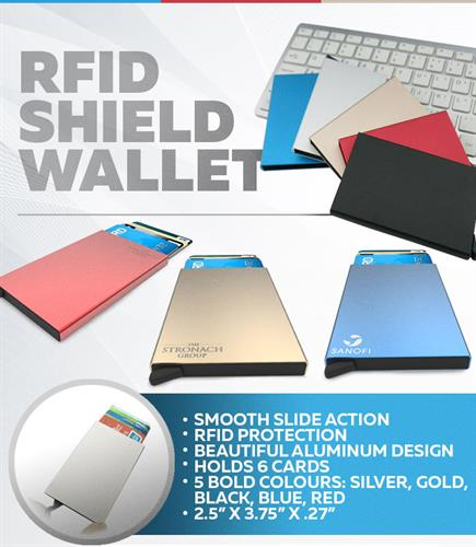 RFID Wallets for protection from scanners