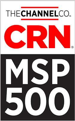 Ancero has been selected as a CRN MSP 500 4 years in a row!