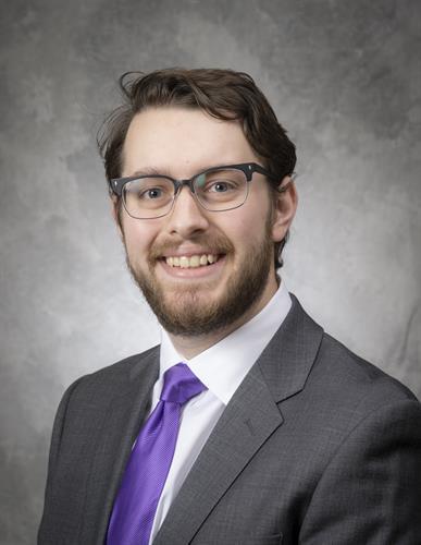 Christian Koslowski, Staff Accountant