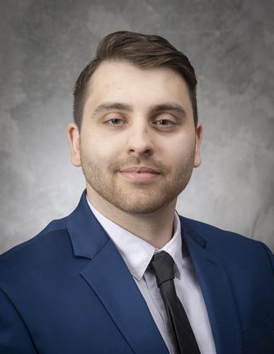 Goran Mudrinic, Staff Accountant