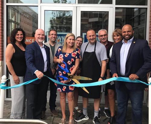 Ribbon Cutting at Grand Opening