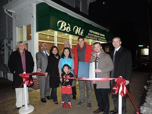 Bo Ne Vietnamese Restaurant opening