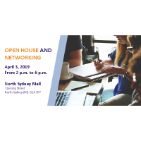 North Sydney Mall Open House