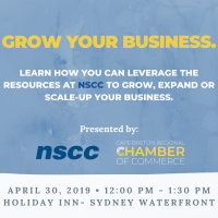 Luncheon: Grow Your Business with NSCC