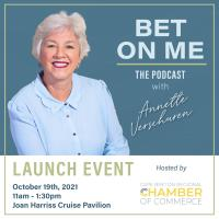 Bet On Me Podcast Launch with Annette Verchsuren
