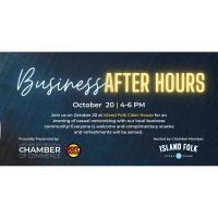 Business After Hours - Island Folk Cider House