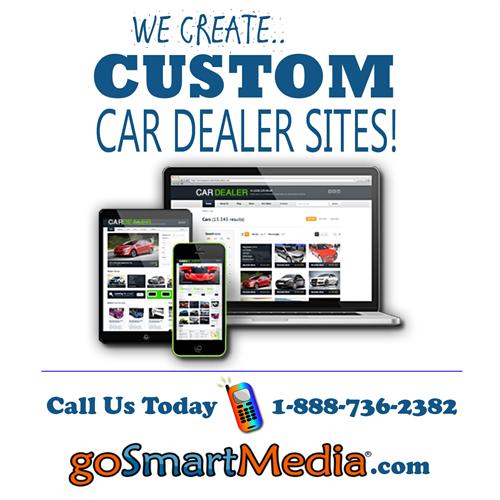 Custom Car Dealership Design