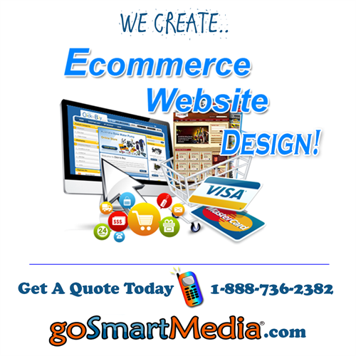 Ecommerce Web Design (Shopify, WooCommerce, PrestaShop)