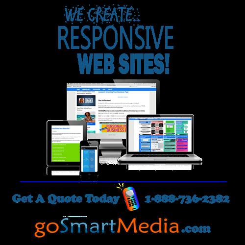 Responsive Website Design (mobile friendly)