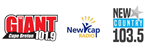 Newcap Radio (101.9 The Giant / New Country 103.5)