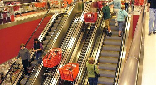 Garden City Walmart Escalator Project