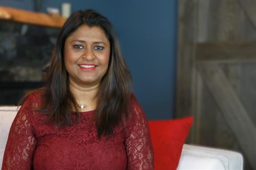 Meet Our Designer Reena Venkatesh