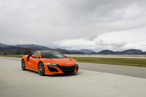 Acura NSX Experience - Area 27 Motorsports Park with SHARP Magazine
