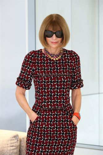 Vogue Editor - Anna Wintour event at Nordstrom