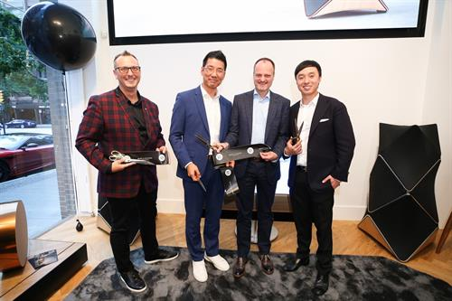 Bang & Olufsen - Grand Opening / Ribbon Cuttin g