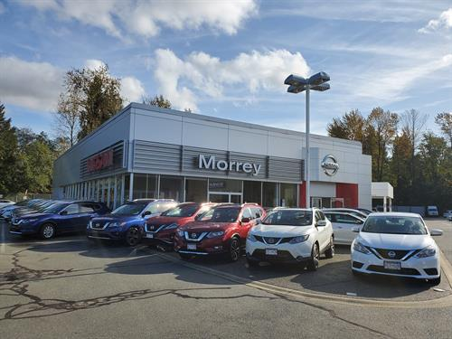 Morrey Nissan of Coquitlam