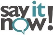 Say It Now Inc.