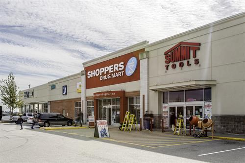 Summit Tools & Shopper's (Bldg 3000)