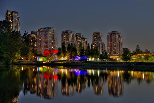 Located in Coquitlam's City Centre, next to Lafarge Lake
