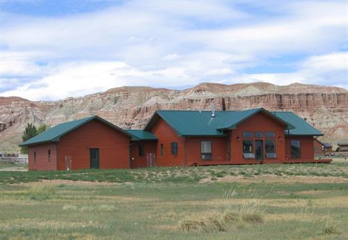 New Dubois Residence
