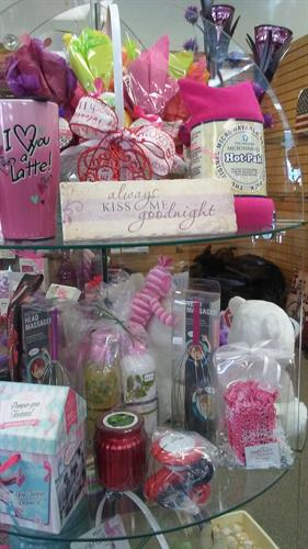 Many gifts for your sweetheart