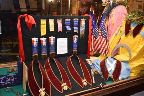 Grange Exhibit