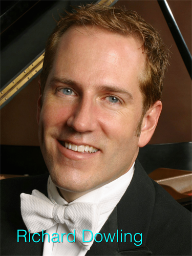 Richard Dowling - frequent soloist with FSO.