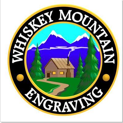 Whiskey Mountain Engraving