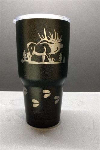 30 oz Yeti Rambler, Elk