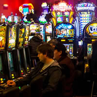 Over 800 Slots, 10 tablegames, Wyoming's largest casino