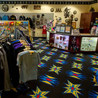 2 Gift Shops at the Wind River Hotel & Casino