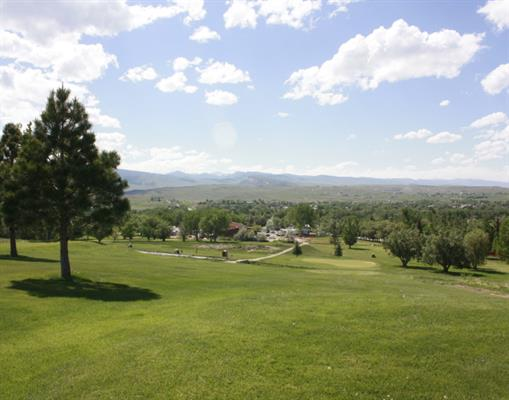 Lander Golf Course