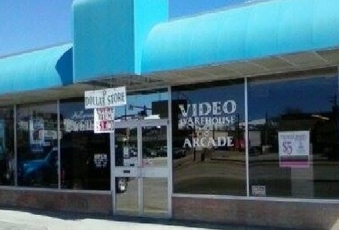 Video Warehouse Store Front