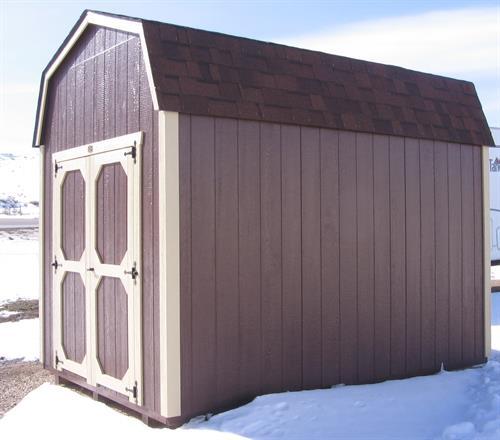 High-Wall Barn