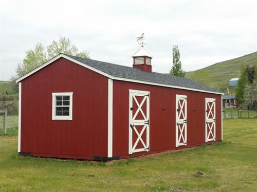 Row Barn