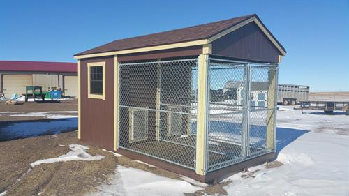 Double Insulated Pet Kennel