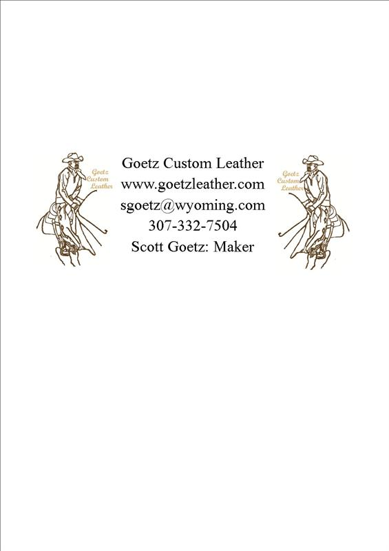 Goetz Custom Leather
