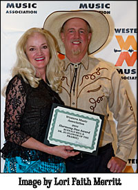 Western Music Assoc. Harmony Duo Winners