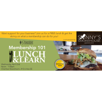 Chamber Membership 101 Lunch & Learn