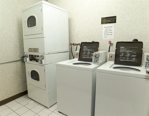 Guest Laundry