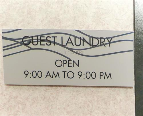Laundry Hours