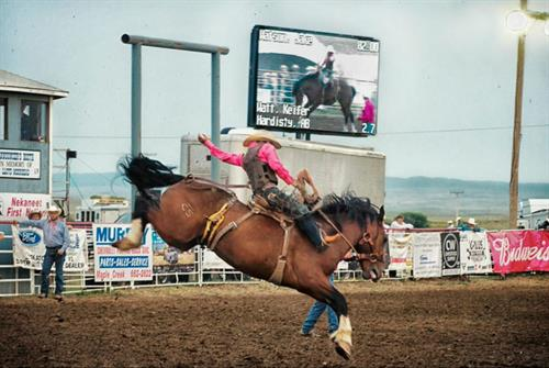 Events are a big part of the excitement in the CHDA. Whether it's live music, festivals, outdoor adventure races, or the ever popular rodeos!