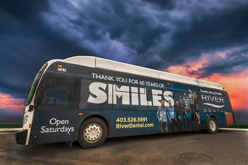 River Dental Super Bus