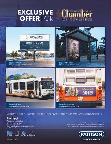 Exclusive Offer for Chamber of Commerce Members