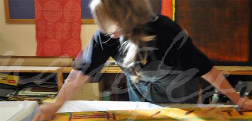 Theresa Eisenbarth Painting
